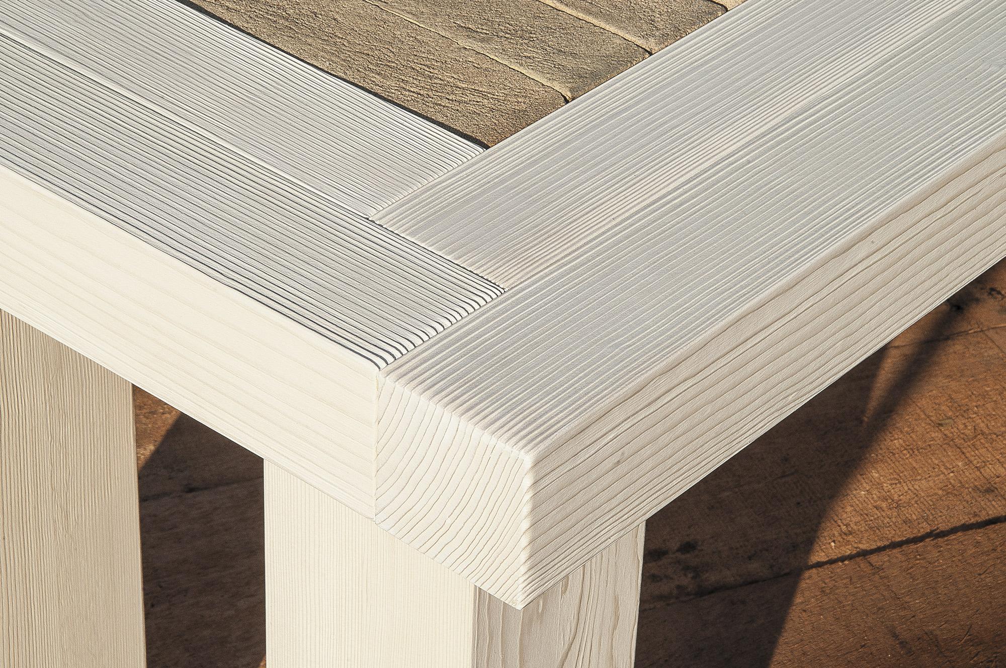 Tavolo in legno massiccio oasi gw tables