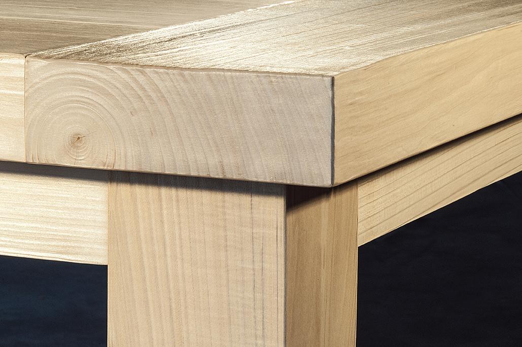 tavolo in legno massiccio massiccio Engraved - GWtables