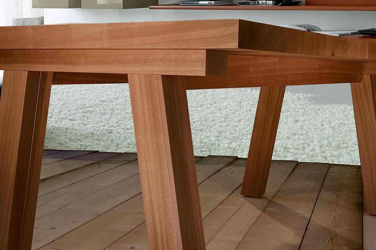 tavolo in legno massiccio massello - Style GWtables